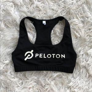 8821349be1afa Peloton Intimates   Sleepwear - • Peloton American Apparel • Sports Bra  Black L